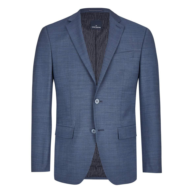 Herren Baukasten Anzug in grau oder Blau Daniel Hechter 100105 Modern Fit