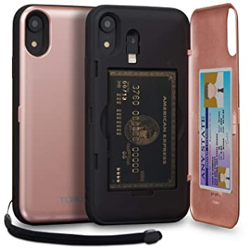 coque iphone xr carte de credit