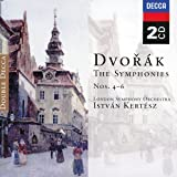 Coffret 2 CD Classique : Dvorak - Symphonies no 4, 5, 6