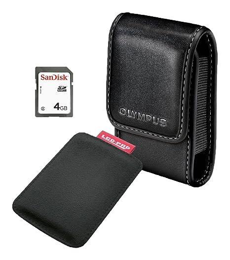 Olympus - Kit de Accesorios para VG-150/160 (Contiene ...