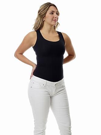 c0bcc88dde5da Amazon.com  Underworks Women s Ultra Light Cotton Compression ...