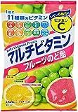 扇雀飴本舗 マルチビタミンフルーツのど飴 80g×6袋