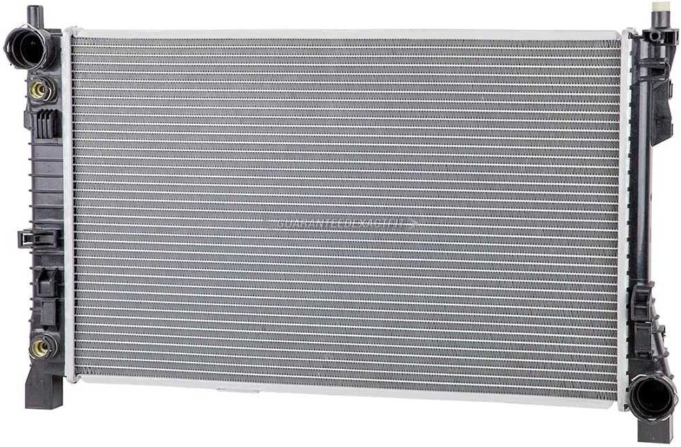 BuyAutoParts 19-01561AN NEW For Mercedes-Benz C240 C230 CLK320 C350 C280 New Radiator