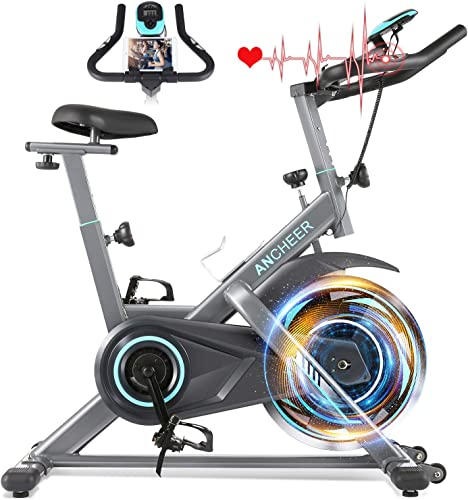 ANCHEER Indoor Cycling Bike Stationary