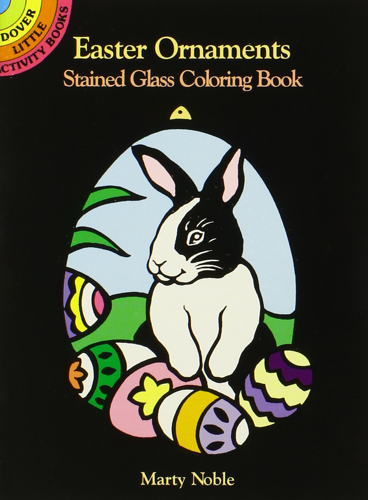 10 Easter Fun Books: Stickers, Stencils, Tattoos and More (Dover Little Activity Books) by Dover Publications (Image #7)