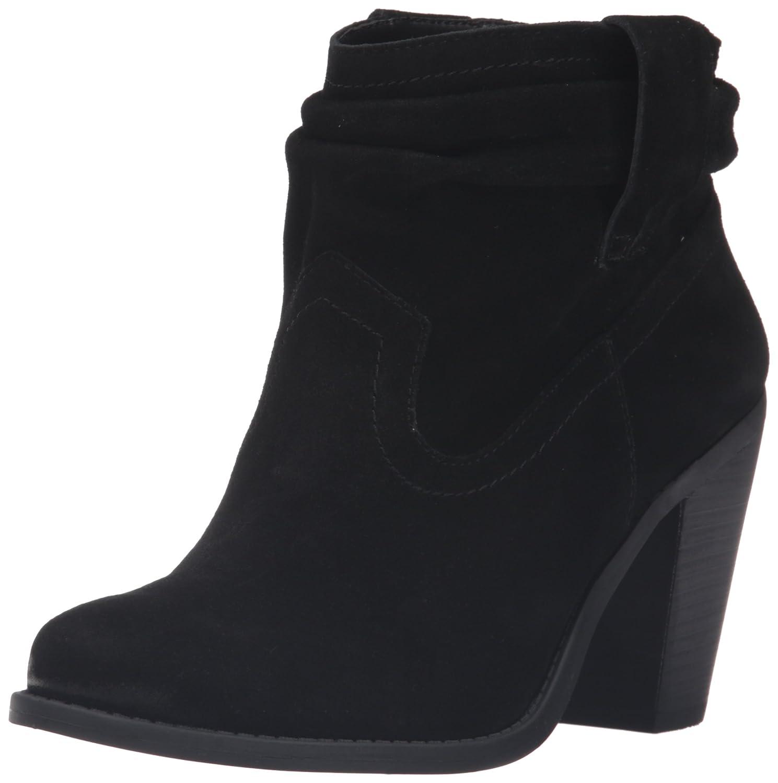 Jessica Simpson Women's Chantie Ankle Bootie B01DMWGFY2 11 B(M) US|Black