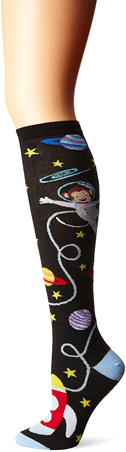 Bell Socks Womens Single Pack Fun Novelty Knee High Socks K