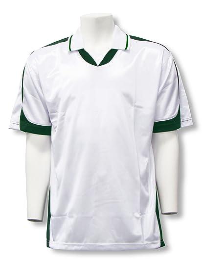 67aa6ded0e7 Amazon.com: Code Four Athletics Alpha vintage style soccer jersey ...