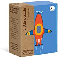 Clementoni - 16162TR - Play For Future - Little Puzzle - Taşıtlar, eğitici oyuncak