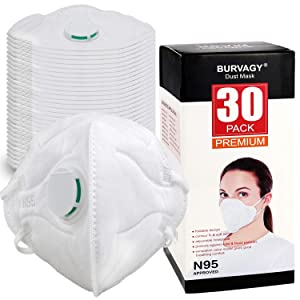 certified n95 respirator mask