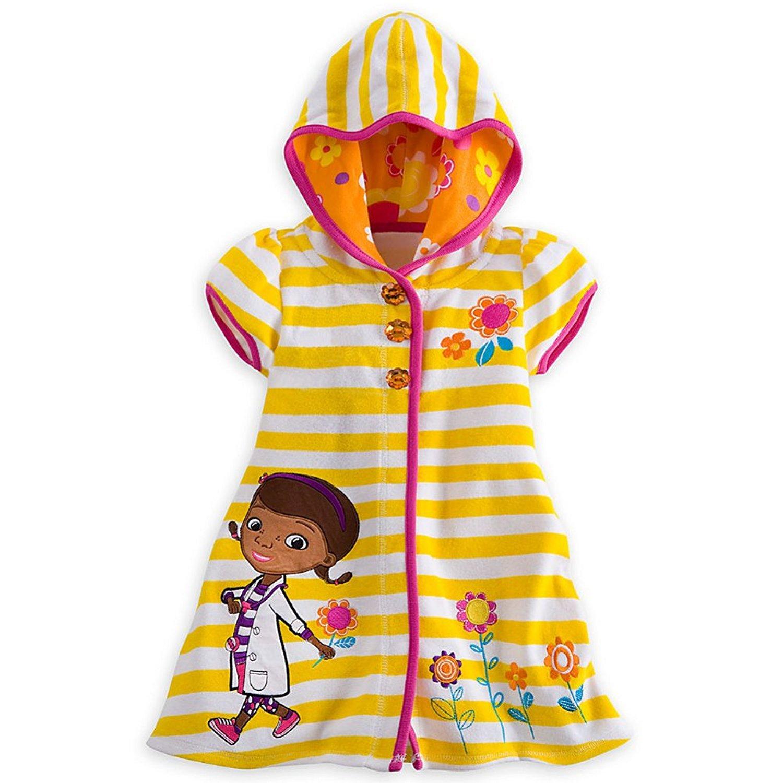 Disney Store Doc Mcstuffins Girl Swimwear Cove Up (5/6)