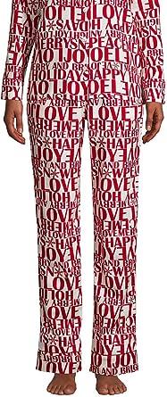 Amazon Com Lands End Pantalones De Pijama De Franela Para Mujer Clothing