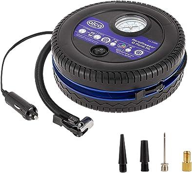 Alca Luftkompressor Elektrische Luftpumpe Tragbarer Mini Kompressor Baumarkt