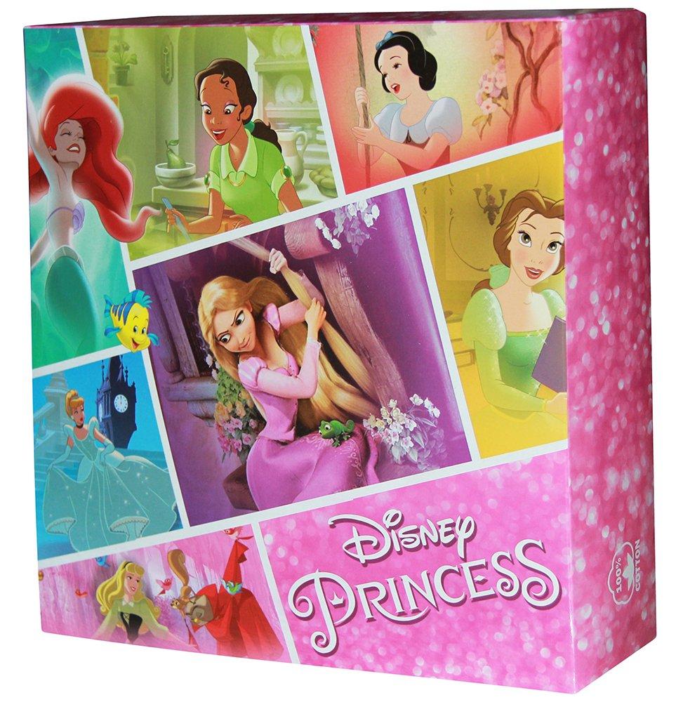 Nouveau Peignoir avec capuche Original Disney Princesses ans 2/3/4/5/6/7/8/9/100/% micro /éponge pur coton b/éb/é fille ans 2//3