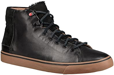 113f72eb9bb UGG Mens Hoyt Luxe Sneaker Black Size 13: Amazon.co.uk: Shoes & Bags