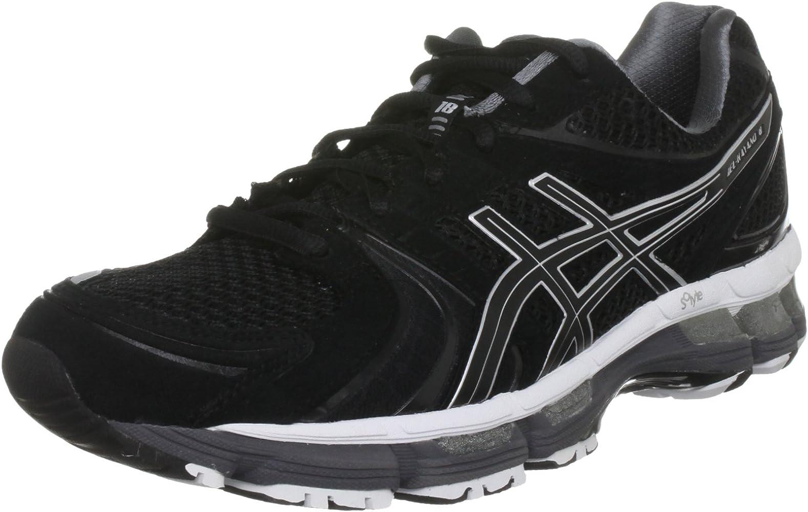ASICS GEL - KAYANO 18 - Zapatillas de running para hombre, Schwarz ...