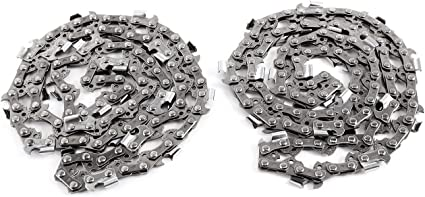 """Single 14/"""" 35cm Saw Chain Pitch 3//8/"""" Gauge 1.3mm Number of Drive Links 51"""