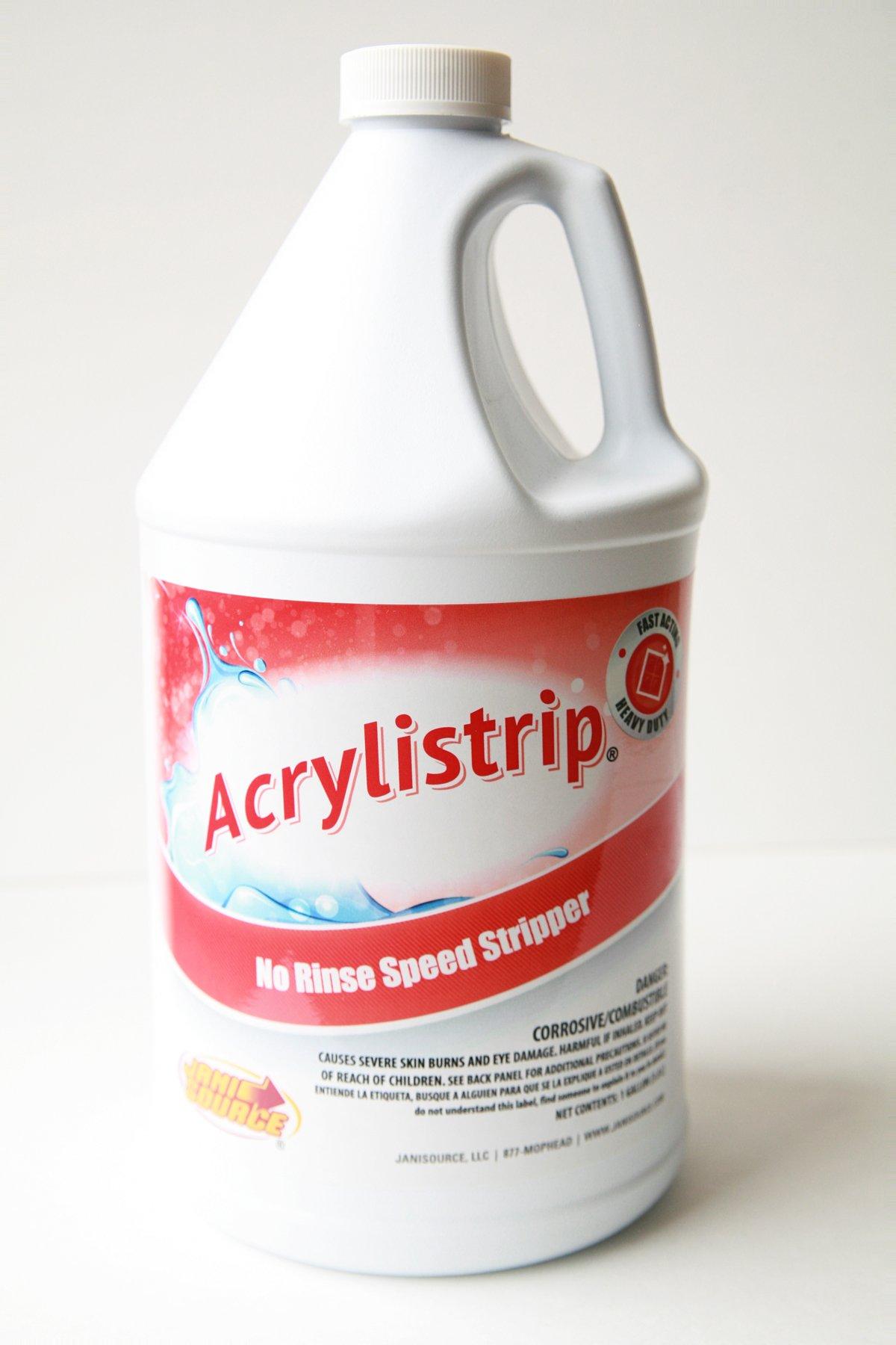 Acrylistrip Professional Floor Wax Stripper - 1 Gallon