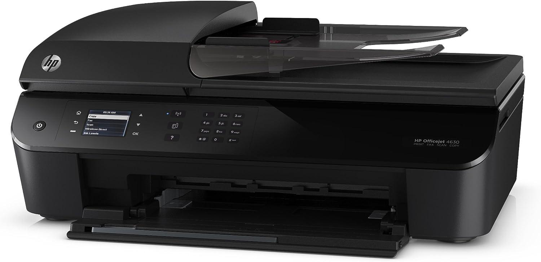 HP Officejet 4630 - Impresora multifunción (inyección de tinta ...