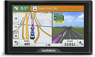 garmin drive 50 usa lm gps navigator system with lifetime maps spoken turn by