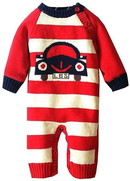ZOEREA Suéter peleles bebe invierno sweater abrigos bebe niño sudaderas niño suéter navidad knitwear ropa linda de la historieta: Amazon.es: Ropa y ...