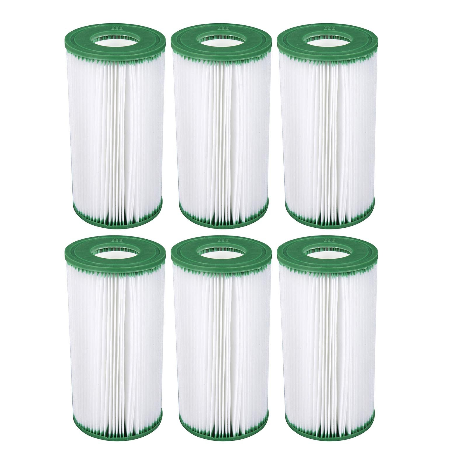 Coleman Type III, Type A/C 1000/1500 GPH Replacement Filter Cartridge (6 Pack) by Coleman