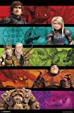 Trends International How to Train Your Dragon 3