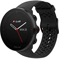 Polar Vantage M, Advanced Running & Multisport Watch w/GPS & Wrist-Based Heart Rate - Black S/M