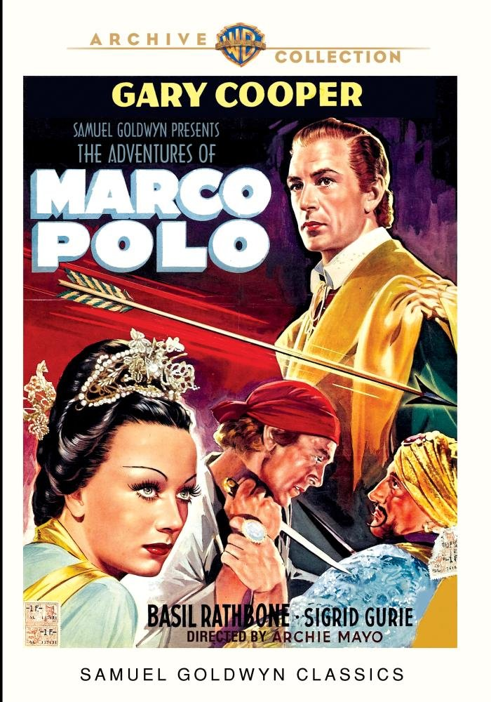 Adventures Of Marco Polo Edizione: Stati Uniti Italia DVD: Amazon ...