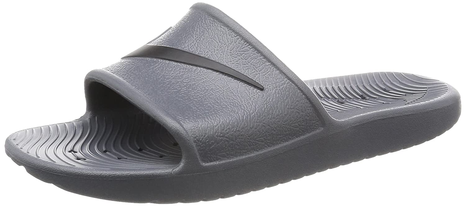 sale retailer f5ad8 7961e Amazon.com   Nike Men s Kawa Shower Slide Sandals   Slippers