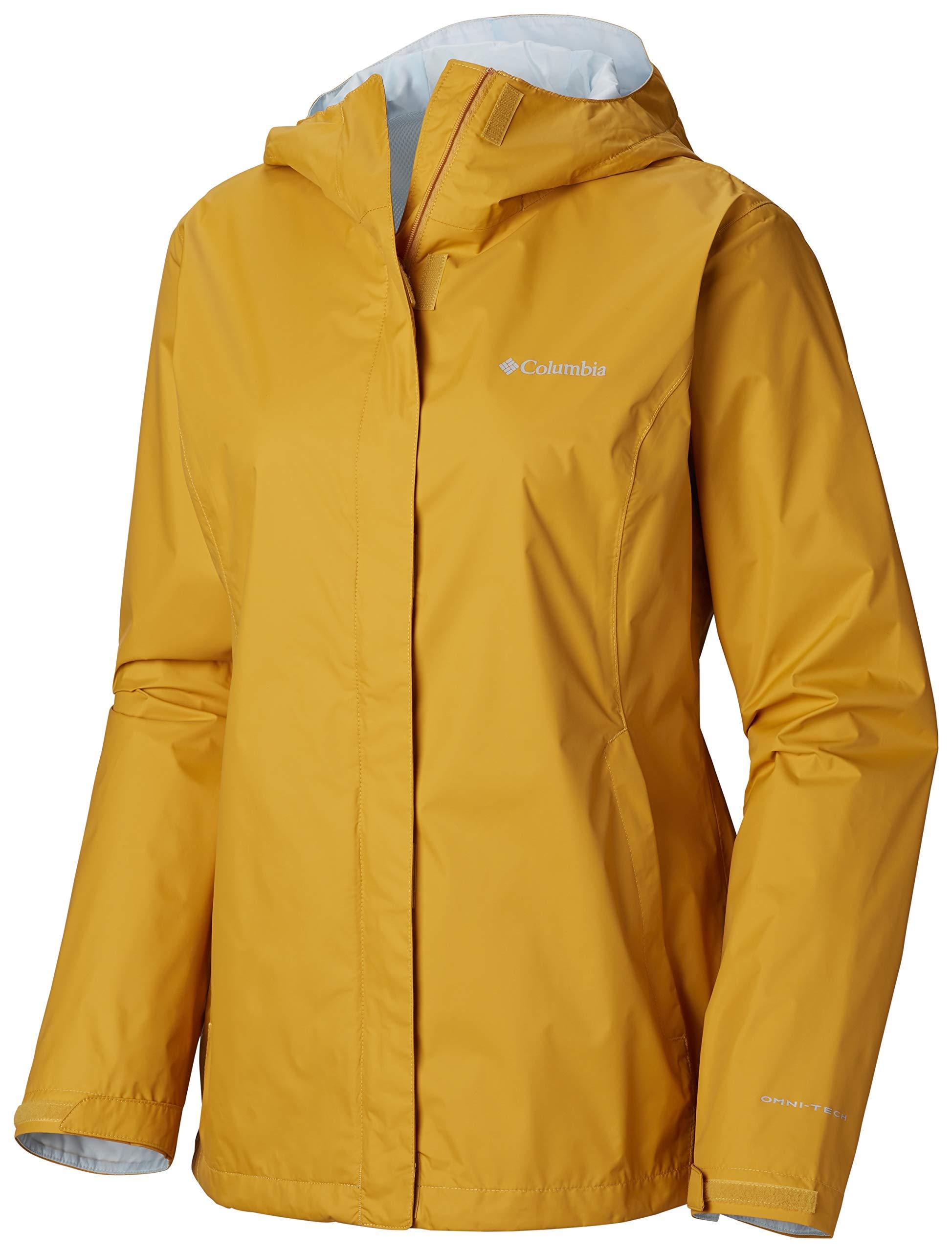 Columbia Women's Arcadia II Jacket, Raw Honey X-Large
