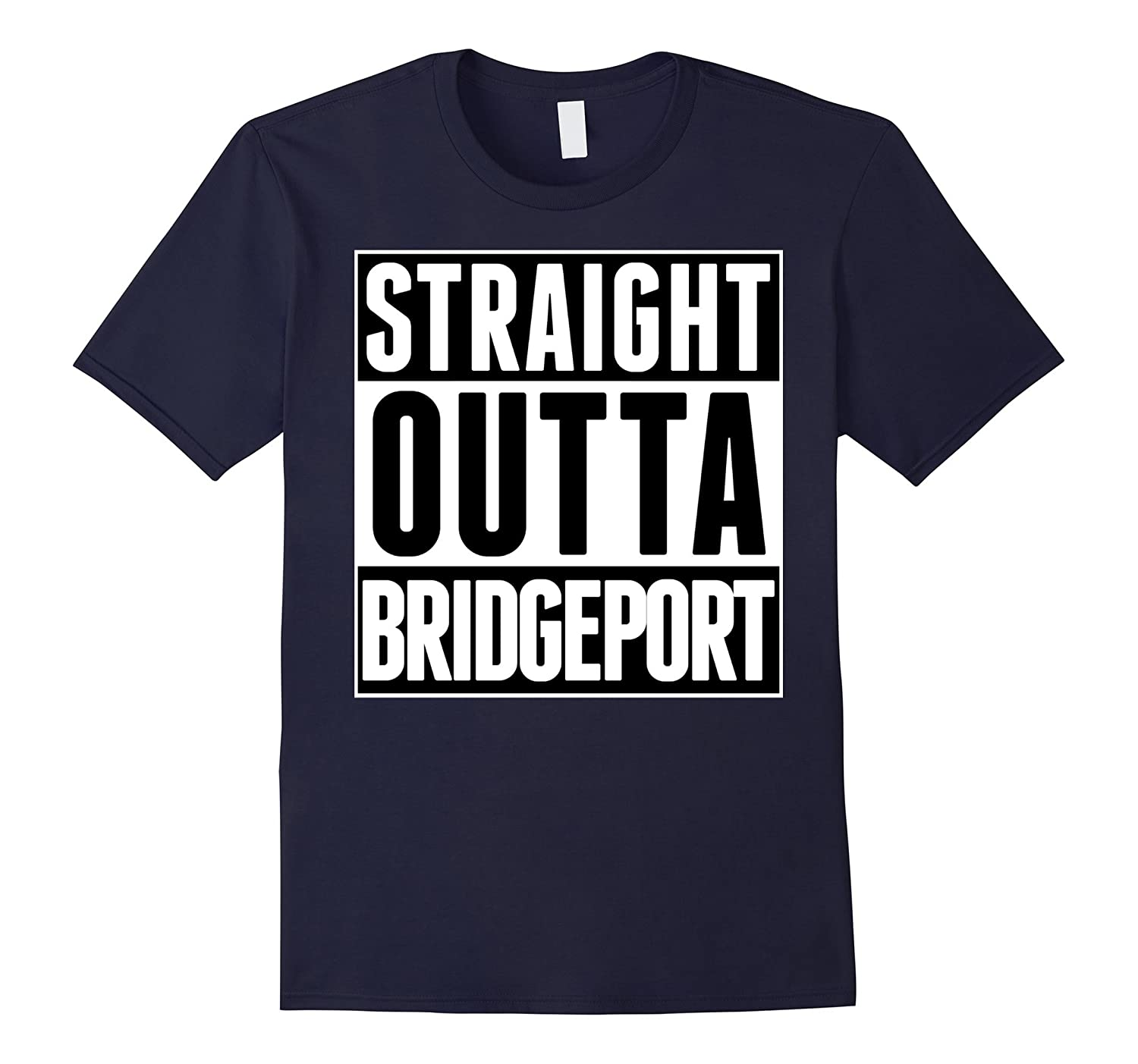 Straight Outta Bridgeport Connecticut United States America-FL