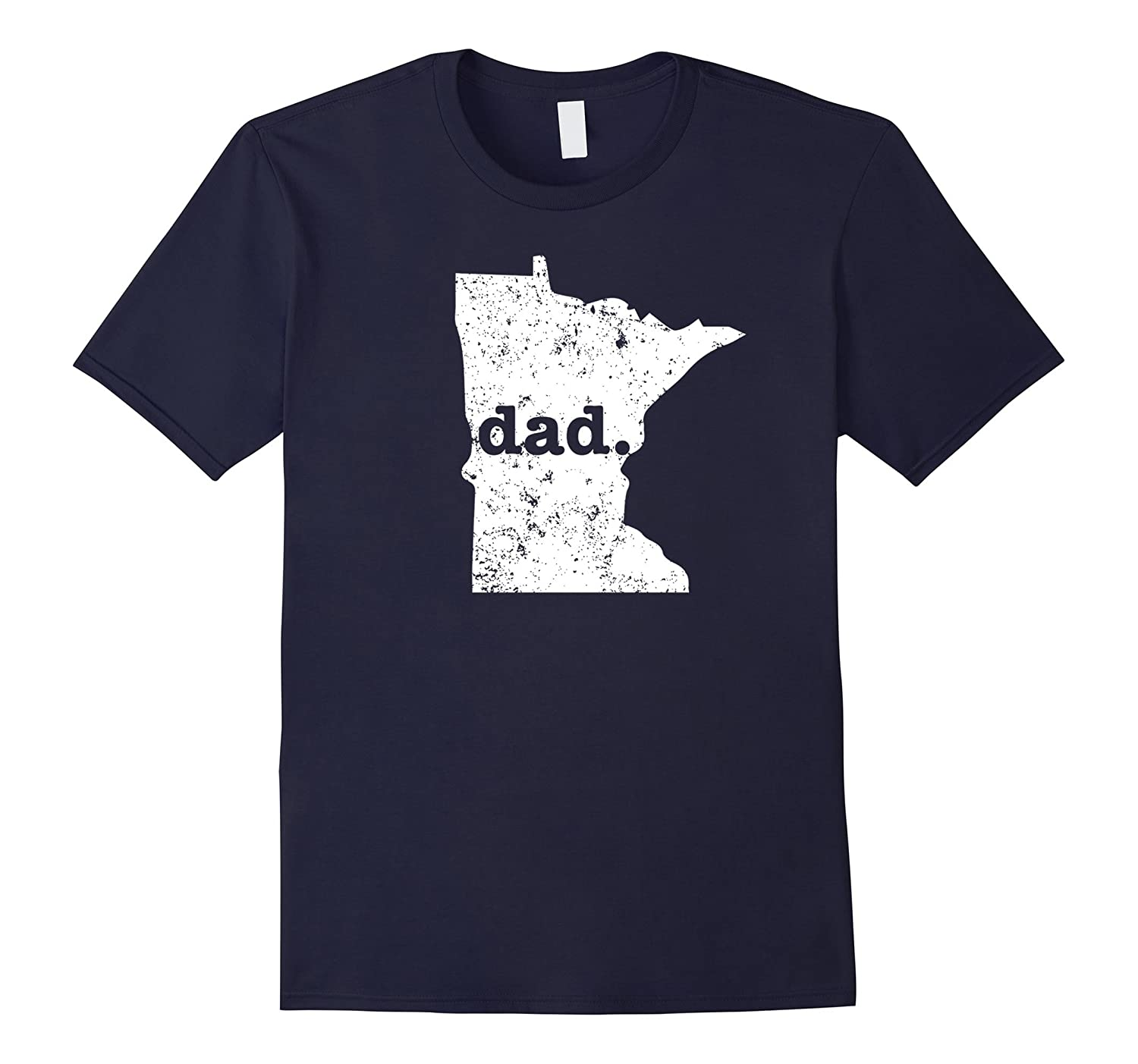 Men's Best Dad Shirt Minnesota T Shirt Funny T Shirt For Dad-TH