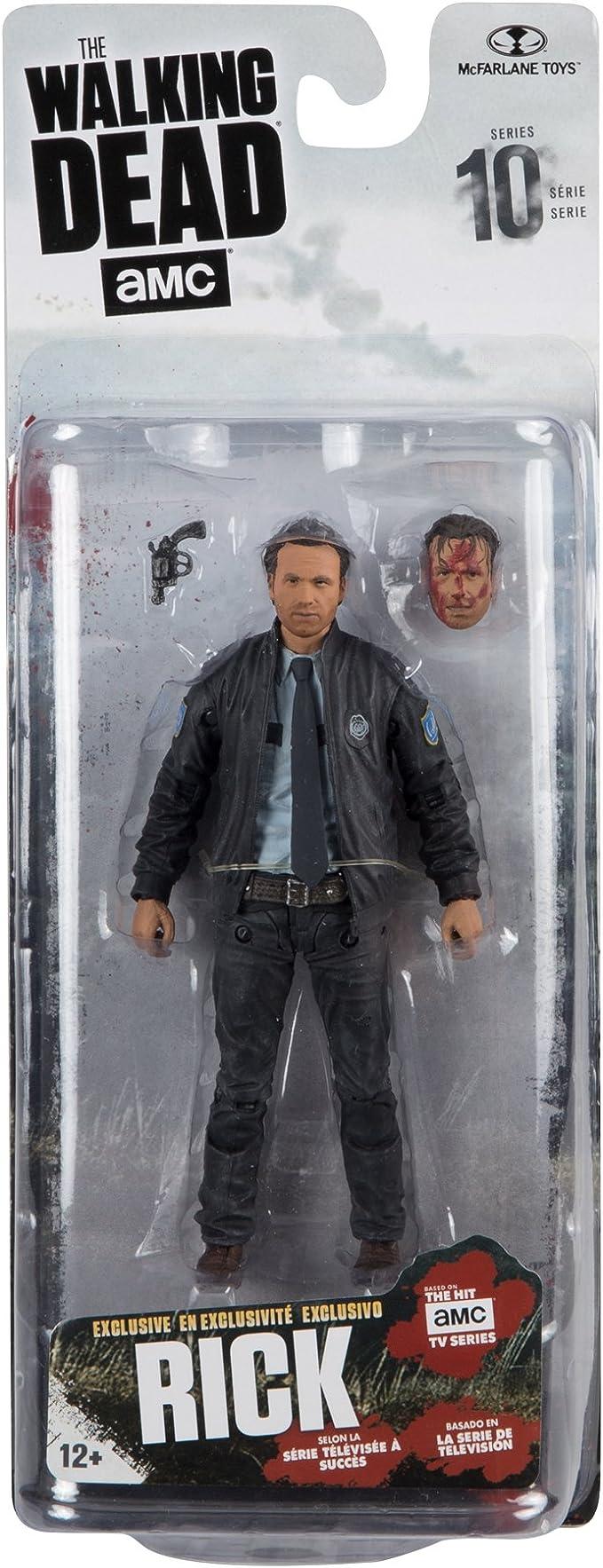 McFarlane Toys The Walking Dead Rick Grimes Series 10 Action Figure 14656-1