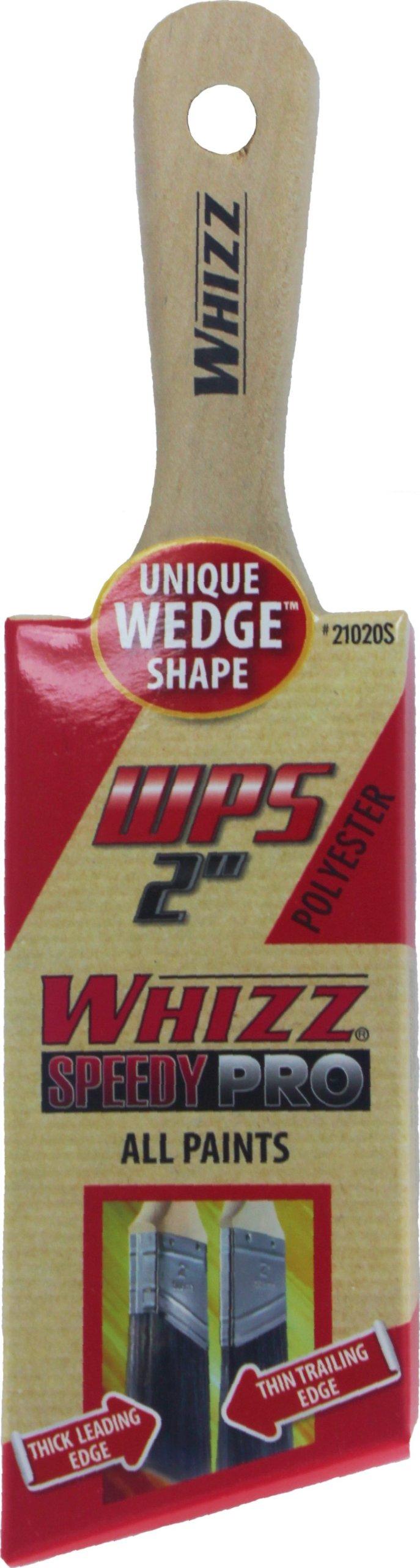 Work Tools International Inc. 21020S Speedy Pro Wedge Brush, 2-Inch