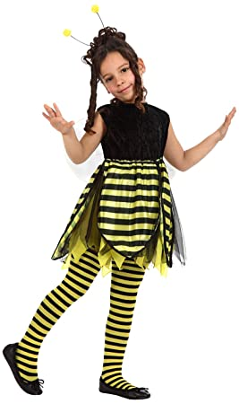 Atosa-12201 Disfraz Abeja, color negro, 5 a 6 años (12201): Amazon ...