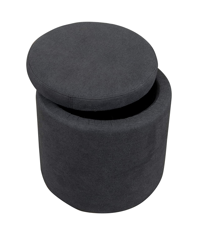 Surprising Amazon Com Stand Up Desk Store Round Storage Ottoman A Inzonedesignstudio Interior Chair Design Inzonedesignstudiocom