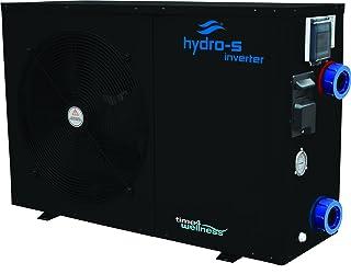 Hydro tipo de acero S Bomba de calor inverter lateral opcional con bypass de Juego de Time4wellness