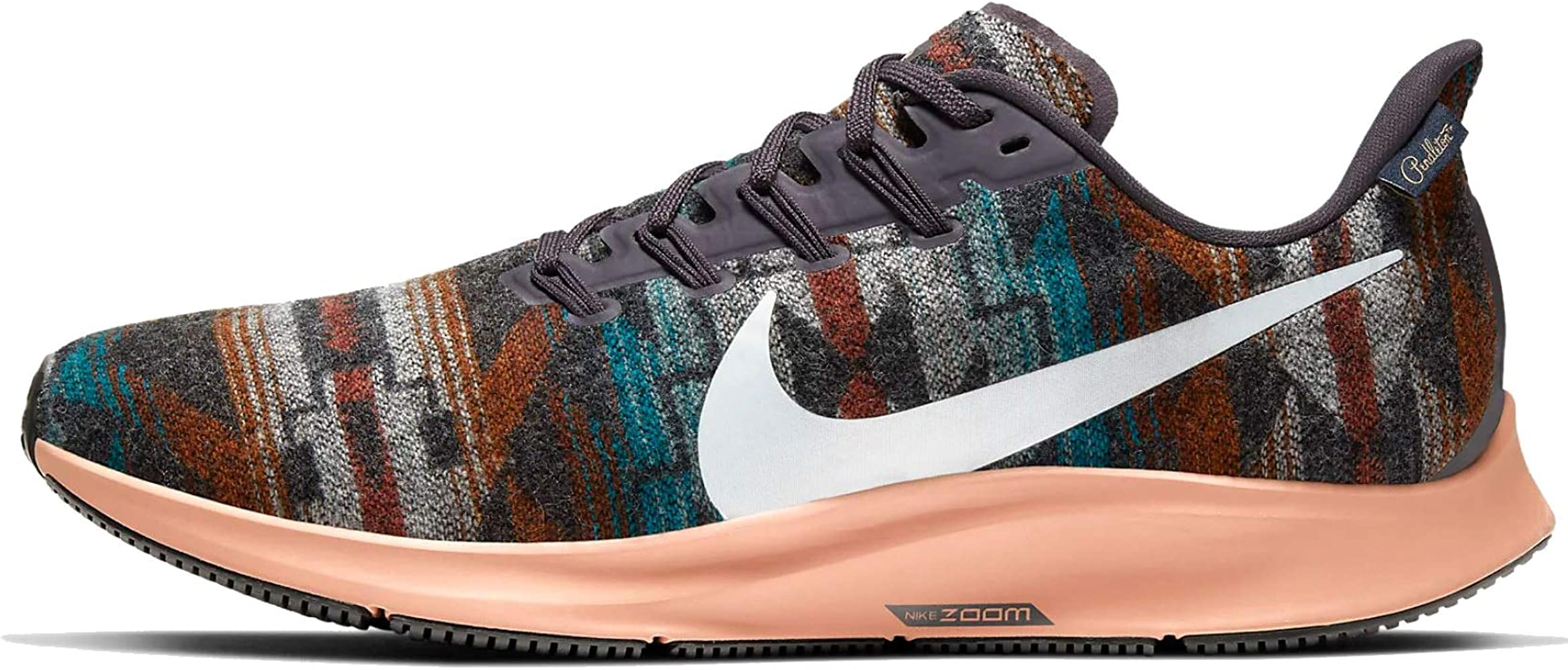 Nike Air Zoom Pegasus 36 N7 Mens Cq7695-900 Size 11.5: Amazon.es ...