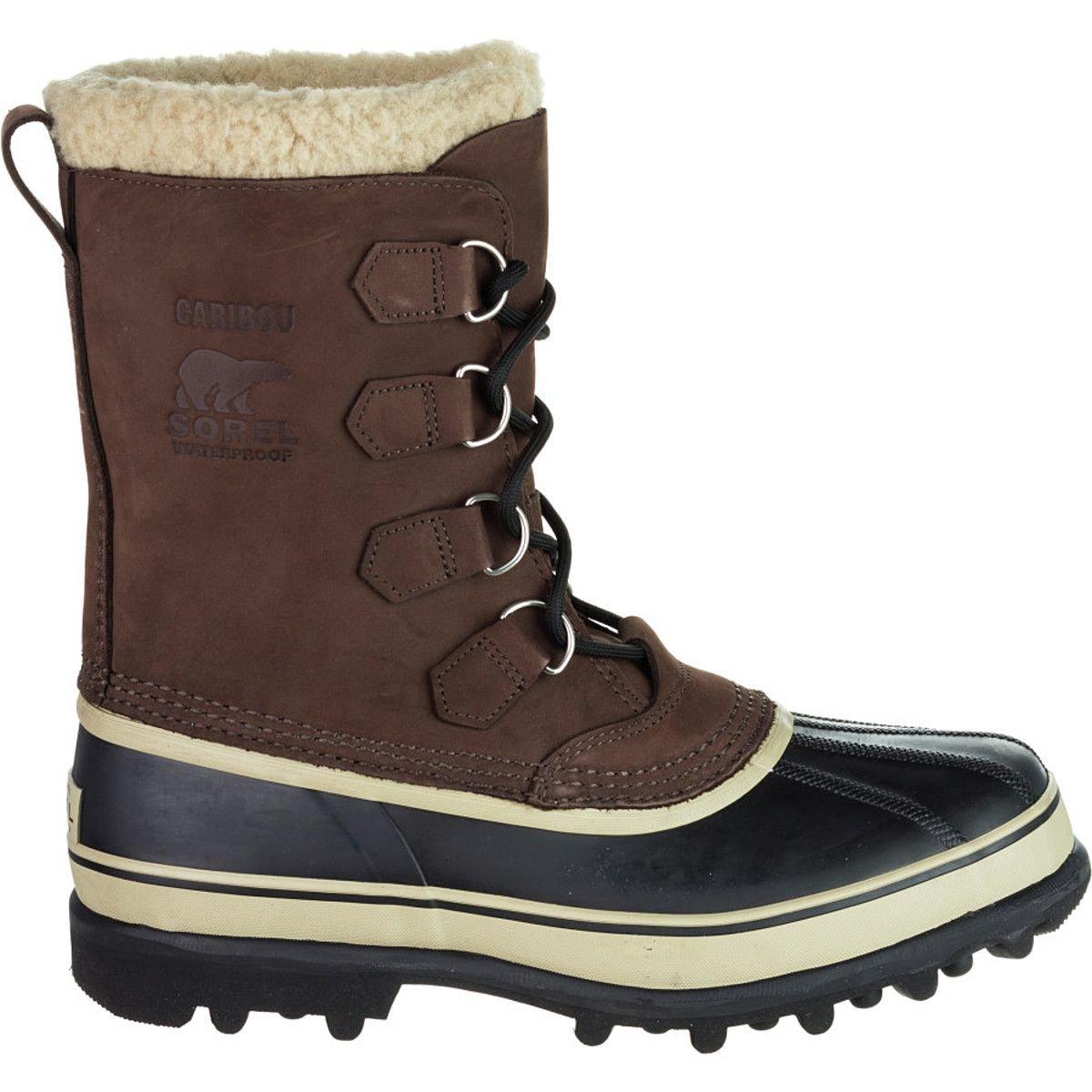 Sorel Caribou Boot - Men's Bruno 15 by SOREL