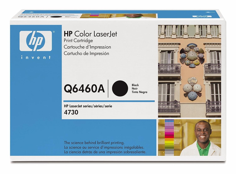Hewlett Packard 403672 Toner a Laser, Nero HP LaserJet Q6460AC