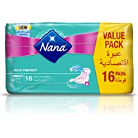 NANA Ultra Long Wings Pads, Pack of 16