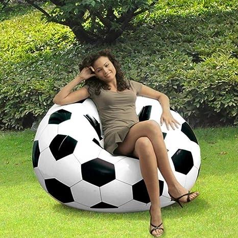 yyqxhly Silla de fútbol Inflable de PVC Duradera para la Venta ...