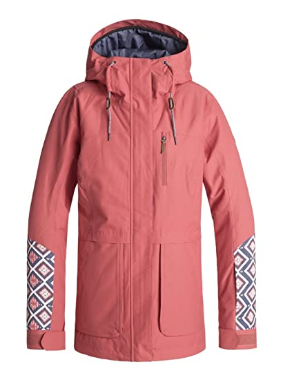 9becaa384f8c Amazon.com  Roxy Women s Andie Snow Jacket  Sports   Outdoors