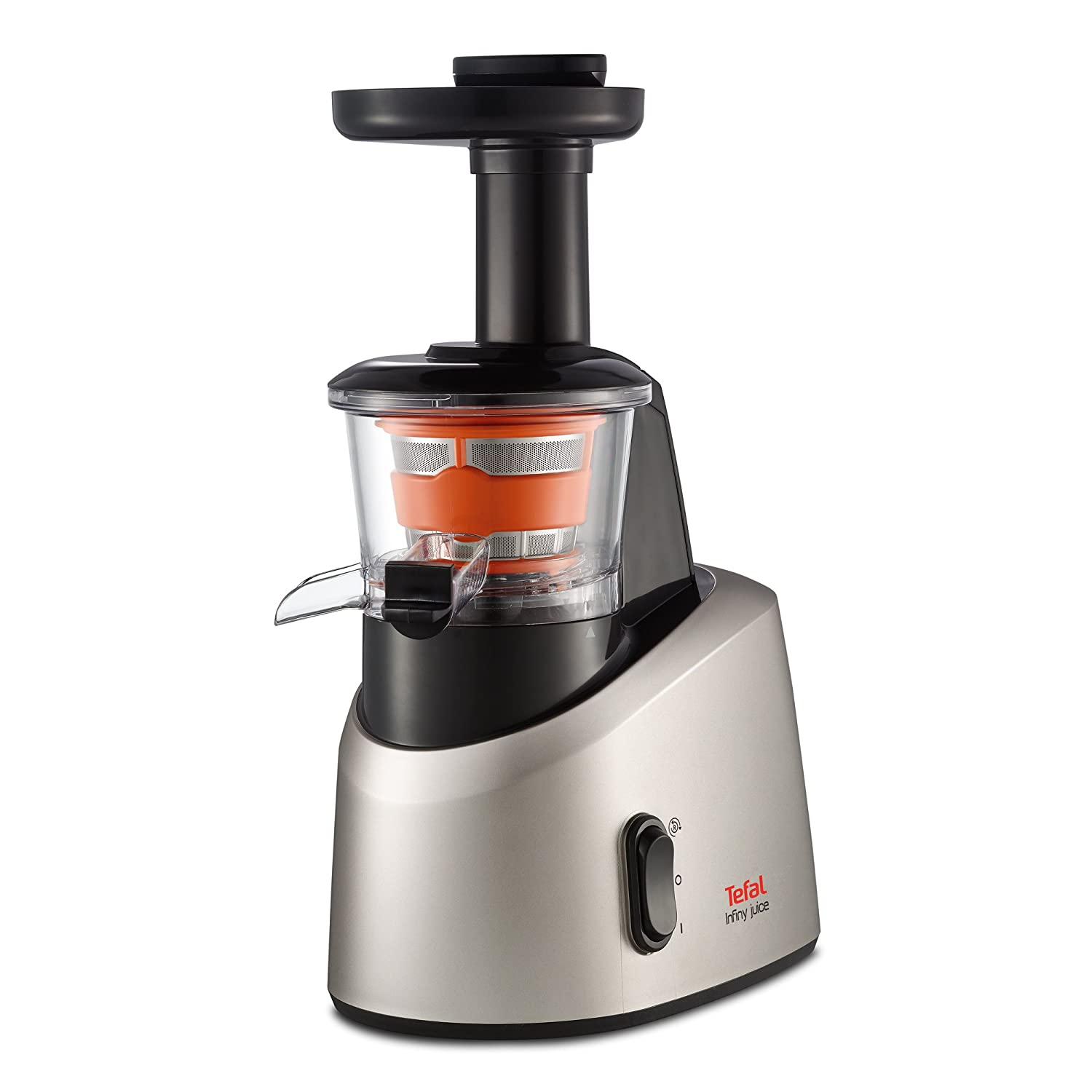 Tefal Stainless Steel and Plastic Infiny