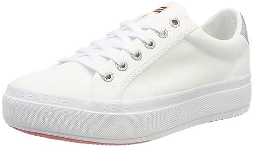 NAPAPIJRI Footwear Astrid, Zapatillas para Mujer, Blau (Blue Marine), 38 EU