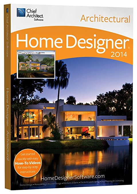 Amazon com Home Designer Architectural 2014 Download Software