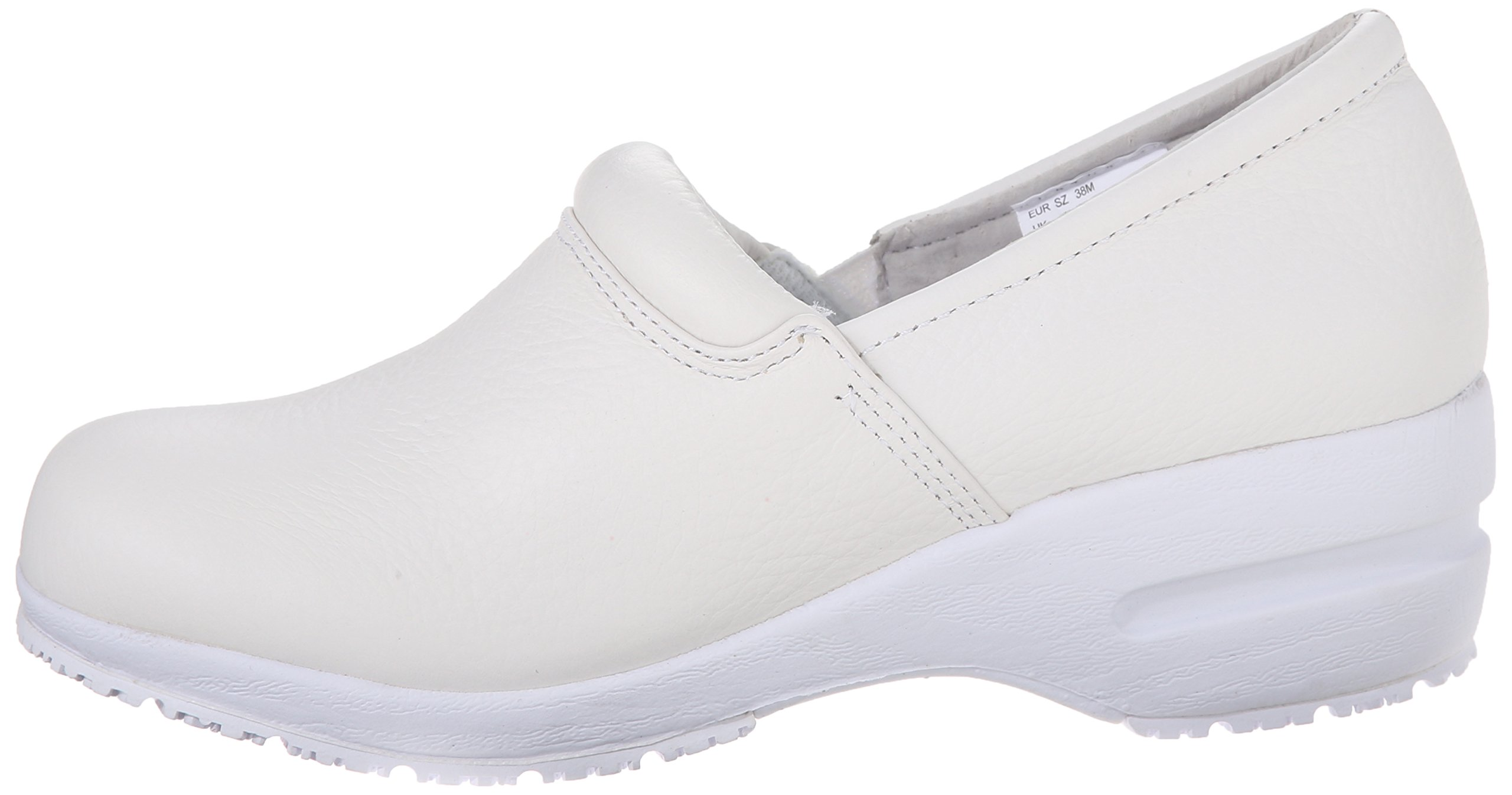 Cherokee Women's Patricia Work Shoe, White, 8 M US by Cherokee (Image #5)