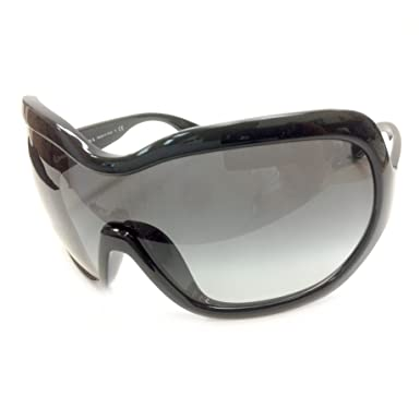 ccbeda8a0b Amazon.com  Prada Spr 05o Sunglasses Color 1ab-3m1  Clothing