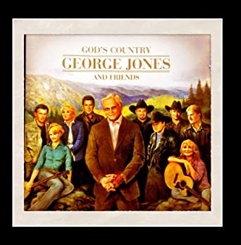 God's Country: George Jones & Friends (With DVD)